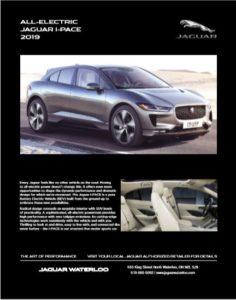 JLR Waterloo I-PACE !!!!! @ JLR Waterloo (Grand Touring Automobiles)