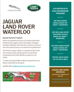 JLR Waterloo Sales Event @ Jaguar Land Rover Waterloo