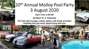 Molloy Pool Party !!!!